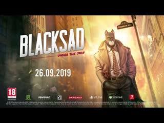 Blacksad under the skin трейлер