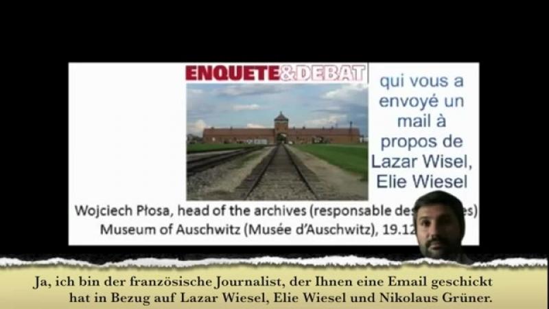 Alain Soral_Jean Robin_ Der Schoah-Betrüger Elie Wiesel