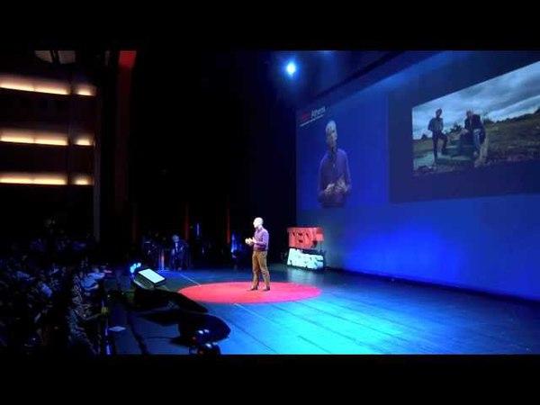 The rise of performance art Glenn Lowry TEDxAthens