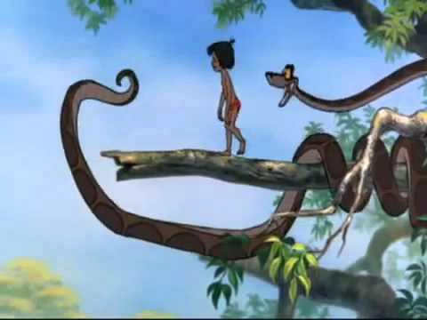 Le Livre de la Jungle - Aie confiance