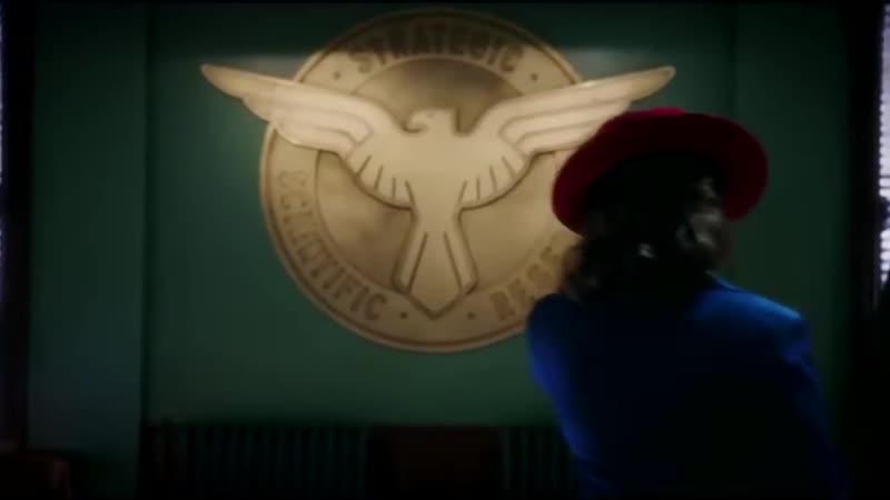 «Агент Картер» — трейлер