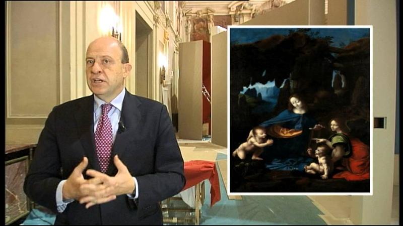 Madonna Esterhazy Il confronto con le opere milanesi