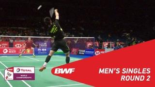 MS | Viktor AXELSEN (DEN) [1] vs HUANG Yuxiang (CHN) | BWF 2018