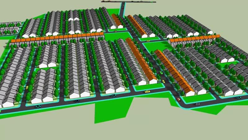 Jasa Desain Site Plan