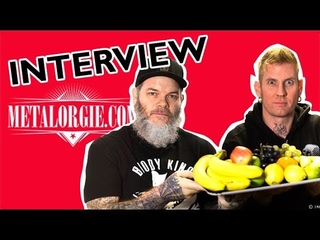 Interview Mastodon / Scott Kelly (Neurosis) @ Paris