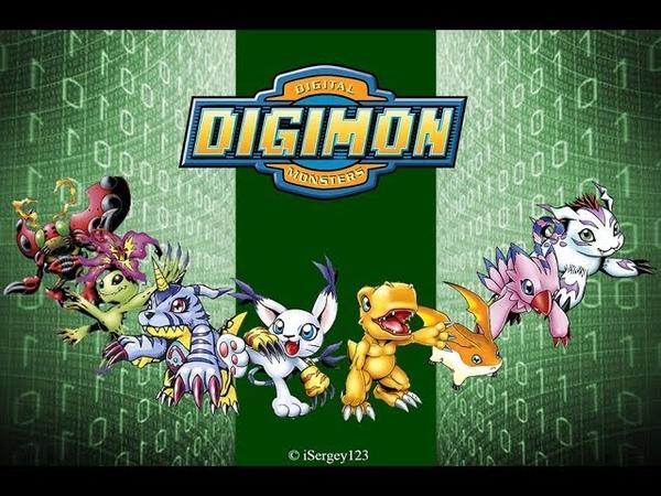 DigimonRU Digimon Adventure Anode Tamer PC v0 1