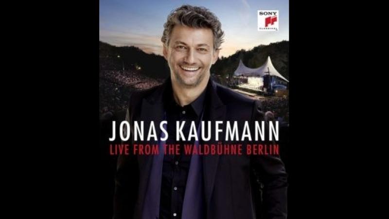 Jonas Kaufmann Anita Rachvelishvili DOLCE VITA at Berlin's Waldbühne 13 07 2018