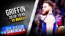Blake Griffin Full Highlights vs Bucks in 2018-19 RS - 24.3 PPG, 8.3 RPG, 7 APG! | FreeDawkins