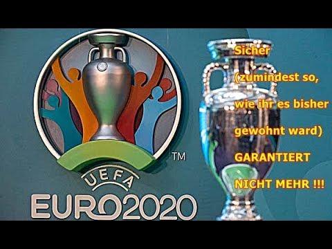 AN ALLE FUSSBALLFANS! Die Europameisterschaft 2020 wird (so wie gewohnt) nicht mehr stattfinden