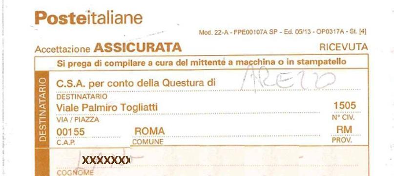 Uscita e rientro in Italia in attesa del permesso di ...