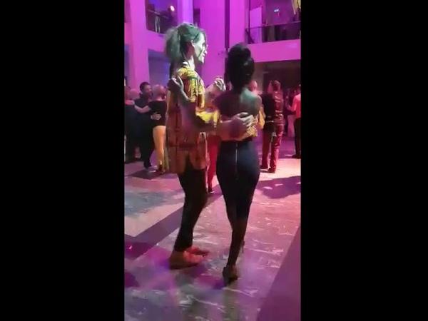 Nemanja Sonero Eliza Sala Social Dance at iKIZ Festival 2018