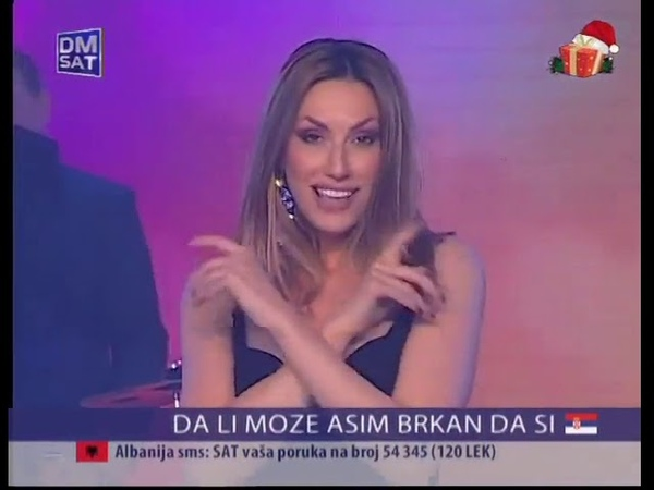Rada Manojlovic - Deset ispod nule - Novogodisnji program - (TV DM Sat 31.12.2018.)