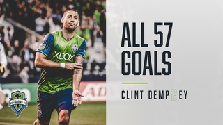 All 57 of Clint Dempsey's goals with Seattle Sounders FC