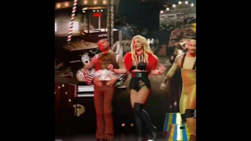 22 08 2018 If U Seek Amy SSE Hydro Glasgow United Kingdom Britney Spears22 08 MATM