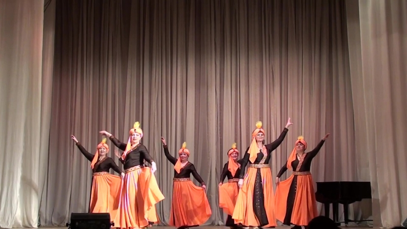 Хафт пайхар группа Ханума театр танца ЯСЕН СВЕТ