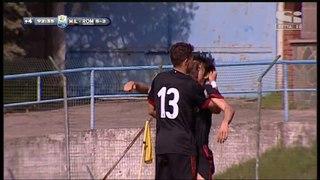 Campionato PRIMAVERA 1: Milan - Roma 5-2