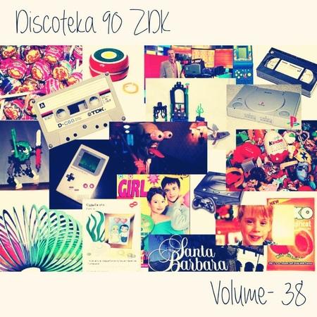 Дискотека90 ZDK Volume 38 Dj Navolo (ex-Dj Andreyka) Mix