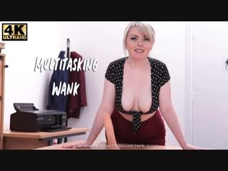 Danni marie - multitasking wank [wank wankitnow strapon dildo jerk off instructions joi cei dirty talk]