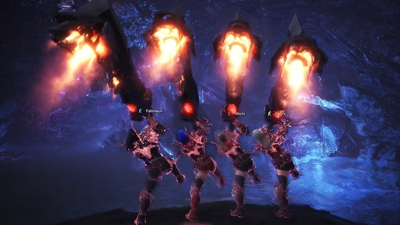 MHWorld How to GreatSword Extreme
