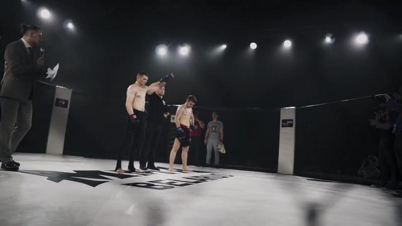 Бойцовского шоу ВСЕ ИЛИ НИЧЕГО 3 __ MMA Belarus __ OSV Studio