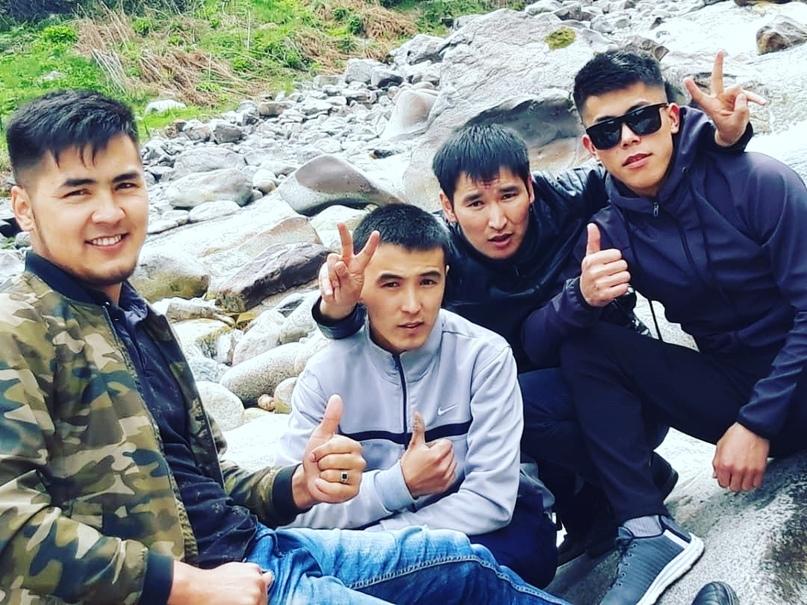 баяман эркинбаев фото