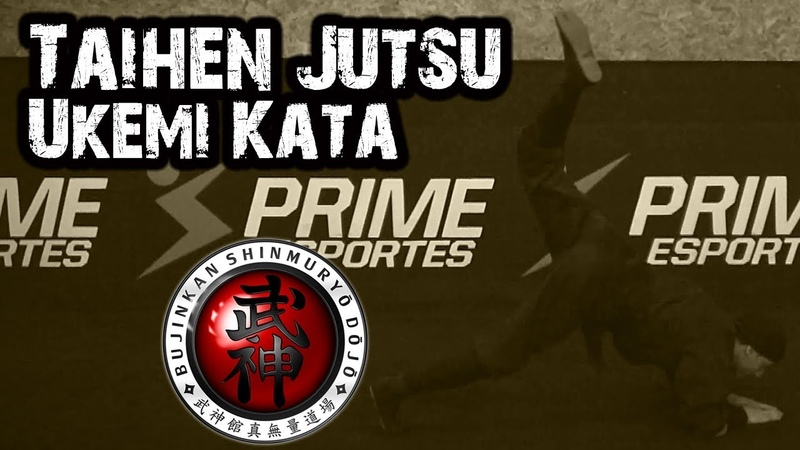 Ninjutsu | Taihen Jutsu - Ukemi Kata (Formas de Cair)