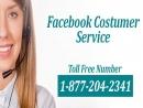 Facebook Customer Service 1-877-204-2341 To Make Facebook Friends