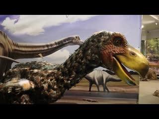 Нашествие динозавров ВЫСТАВКА
