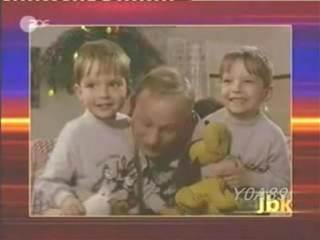 """Twins Kaulitz в фильме """"Verruckt nach dir"""". (1994)"""