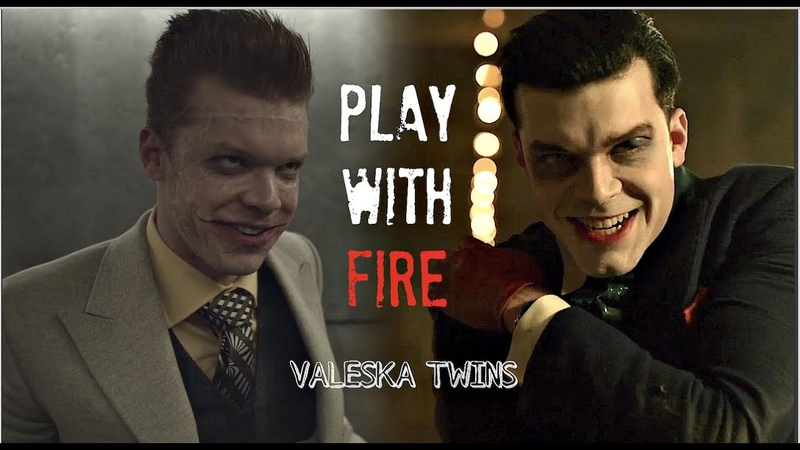 Jerome & Jeremiah Valeska | Play With Fire | Gotham