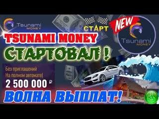 """Проект """"Цунами"""" от ТОП Админа!!! ЖИВАЯ ОЧЕРЕДЬ! СТАРТОВАЛ!"""