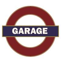 Логотип GARAGE