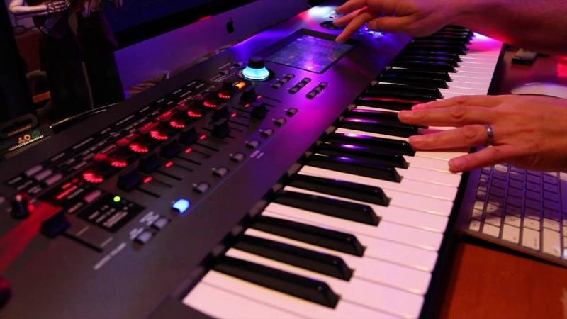Yamaha Montage FM Pads Jam