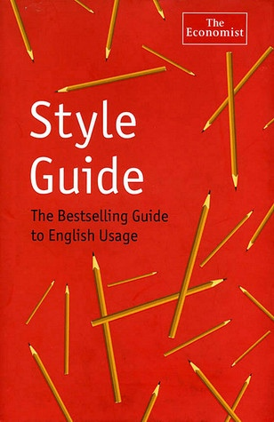 The Economist] The Economist Style Guide, 9th Edi