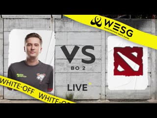 White-off vs room310, wesg group stage, bo2