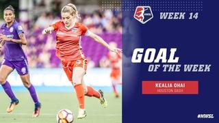 Week 14 Goal of the Week | Kealia Ohai, Houston Dash | NWSL 2018