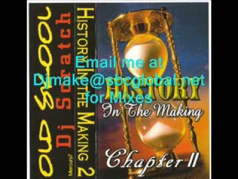History in the making vol 2 Dj Scratch Old School Chicago House Classics Mix WBMX