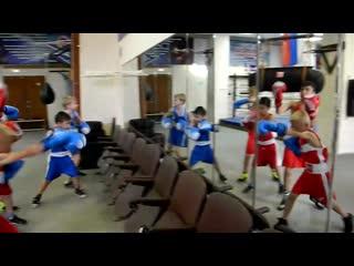 Федерация бокса в Тихвине обьявляет наборе детей на занятия боксом