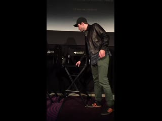 """High Life"" Q&A at Angelika Film Center, NY,"