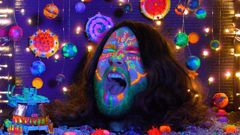 Psychedelic Porn Crumpets - Social Candy (Official Video)