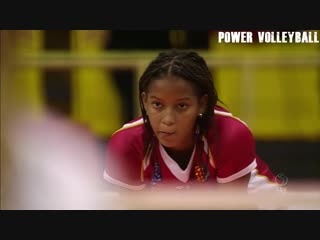 13 Years Old Melissa Vargas - Amazing Volleyball Player (HD)