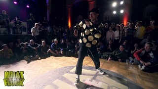 What The Flock vol.5 | Hip-Hop 1x1 SemiFinal Banzay vs SwipeMind