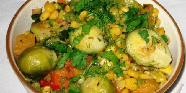 Как приготовить овощное рагу: 5 секретов и 5 необычных рецептов, изображение №1