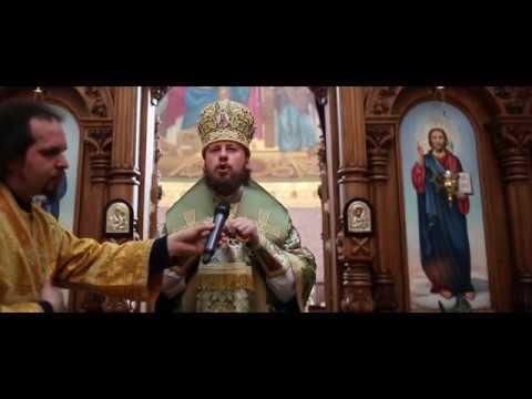 ВХІД ГОСПОДНІЙ У ЄРУСАЛИМ. Божественна Літургія у Свято-Ольгинському соборі м.Києва.