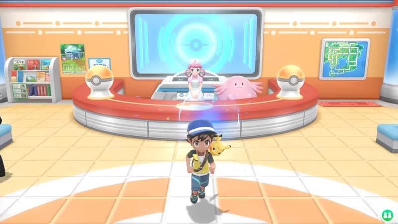 [AssiMaslow] ТАЙНА РАСКРЫТА - Pokemon Lets Go, Pikachu 22 - Прохождение (ПОКЕМОНЫ НА НИНТЕНДО СВИЧ)