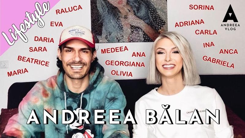 ANDREEA BALAN (65) - NUMELE BEBELINEI ULTIMA ECOGRAFIE