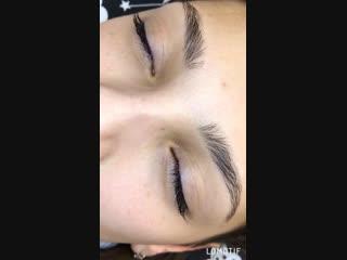 Ламинирование ресниц с Yumi Lashes