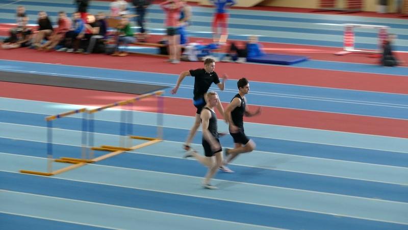 2019 U23 Обл | 60м с/б М финал