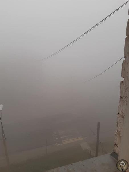Усть-Куту сегодня пришёл   бояться выходить на улицу, так как дышать нечем