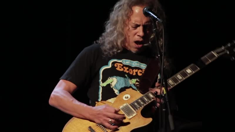 The Wedding Band with Kirk Hammett. - War Pigs (2019 Usa)